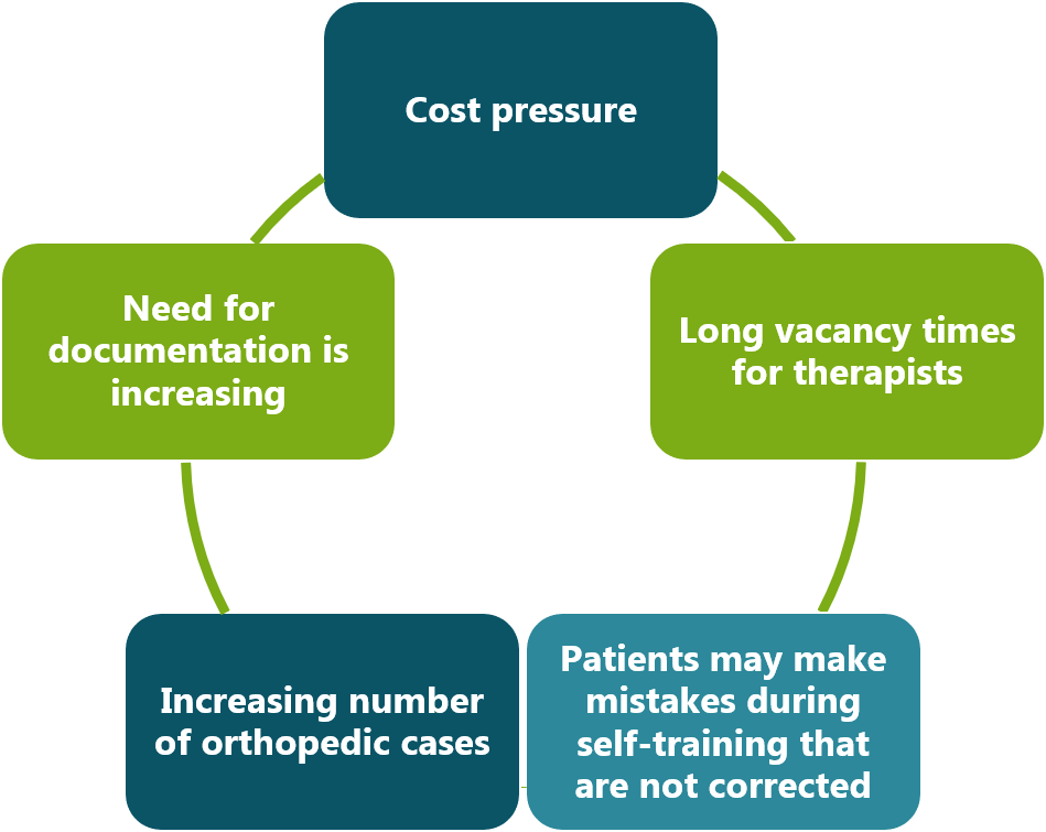 challenges in physiotherapy